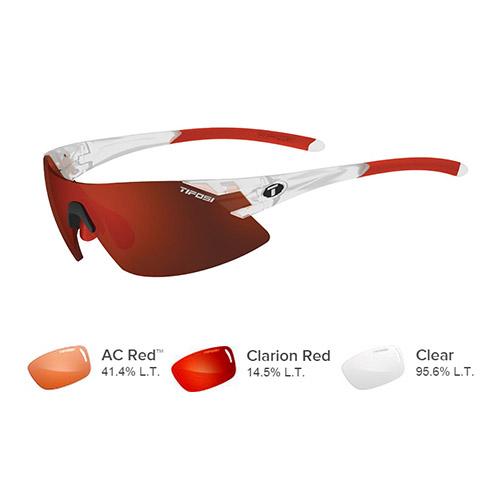 tifosi podium xc matte crystal sunglasses