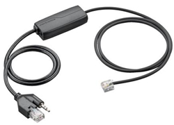 """Product # 37818-11 <br /><br /> <ul> <li><span class=""""blackbold"""">Electronic Hookswitch Cable APS-11</span> <li>Communicates Electronically w/ the Phone <li><span class=""""bluebold"""">Eliminates the Need for a HL10 Lifter</span> <li>Replaces APS-10 Cable </ul>"""