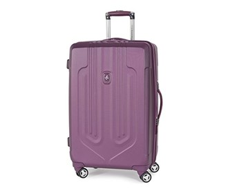 atlantic luggage ultra hardside spinner 25 inch