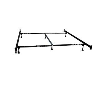 Serta Stabl Base Headboard Amp Footboard Bed Frame Queen