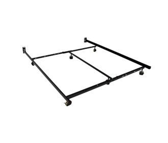 simmons beautyrest premium universal low profile bed frame sim 6356lpr i