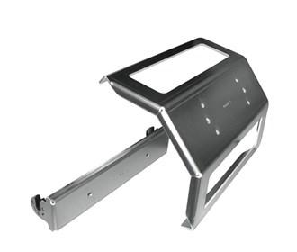 humminbird idmk h12r in dash mounting kit
