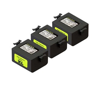 xl battery for ozonics orionx/orion/hr300 3 pack