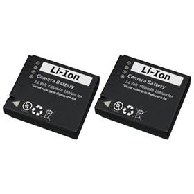 battery for panasonic cb bcj13 2 pack