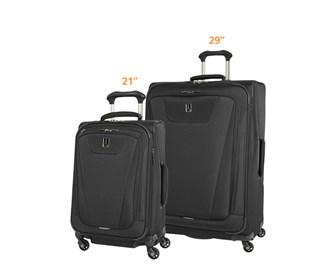 travelpro maxlite 4 2 piece set spinner 21 29
