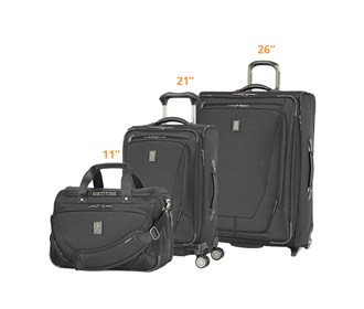 travelpro crew11 21 26 11 spinner