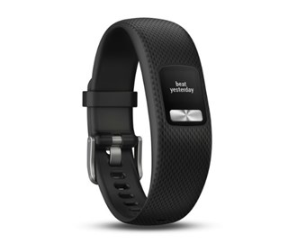garmin vivofit 4 black small/medium
