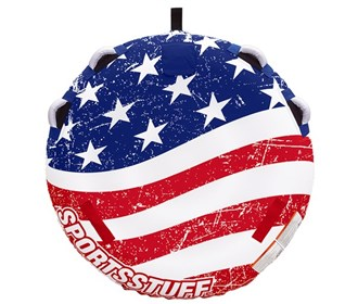 sportsstuff stars n stripes towable 53 4310