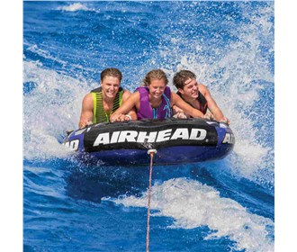 airhead super slice towable 3 person