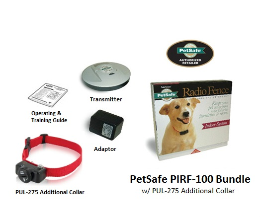 petsafe pirf 100 with pul 275 collar