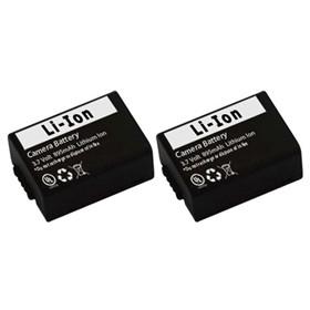 battery for panasonic cb bmb9 2pack