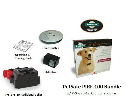 petsafe pirf 100 with prf 275 19 collar