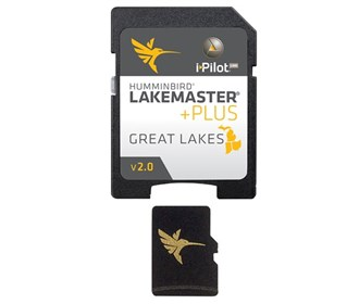 humminbird lakemaster plus chart great lakes edition