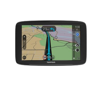 tomtom via 1525m 5 inch automotive gps