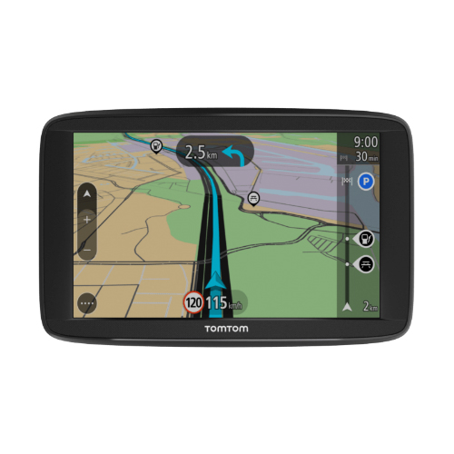 tomtom via 1425m 4.3 inch automotive gps