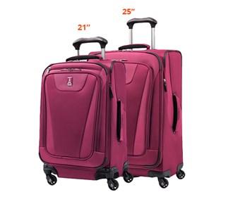 travelpro maxlite 4 21 plus 25 spinner