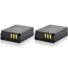 battery for panasonic cb s007a 1b 2 pack