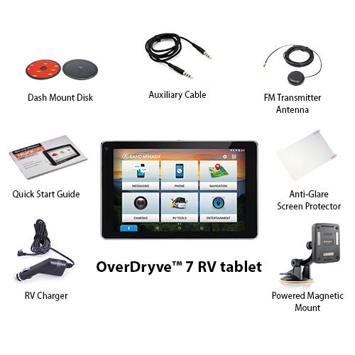 rand mcnally overdryve 7 rv with gps