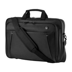 """<ul> <li><span class=""""blackbold"""">Notebook Carrying Case</span></li> <li>Holds HP Notebooks Up To 15.6""""</li> <li>Padded Compartment</li> <li>Double Handles</li> <li>Double-coil Lockable Zippers</li> <li>Secure RFID Pocket</li> </ul>"""