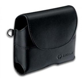 3.5 leather case black navigon