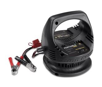 minn kota mk 110pd portable digital charger