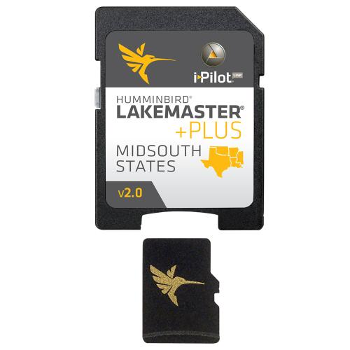 humminbird lakemaster plus chart mid south states version 2 600009 6