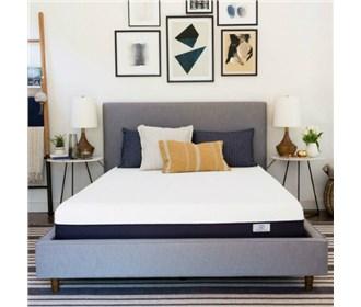 beautysleep 10 inch plush gel foam mattress only