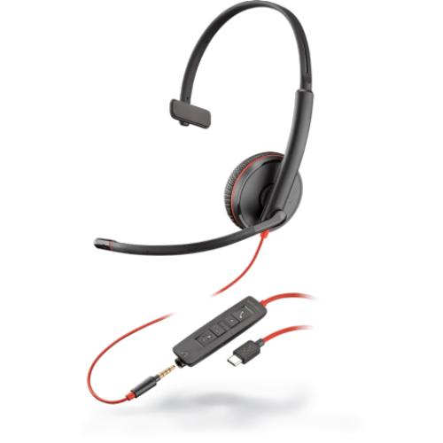 plantronics blackwire c3215 usb c