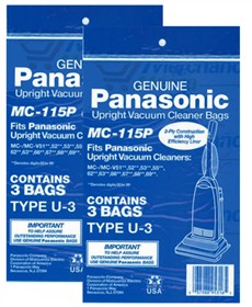 panasonic mc 115p 2 pack