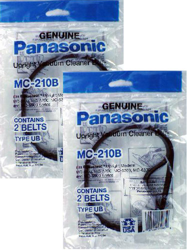 panasonic mc 210b