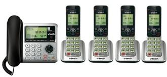 VTech cs6649 3 plus cs6609 1