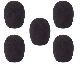 jabra mic foam cover gn 2000 5 pack