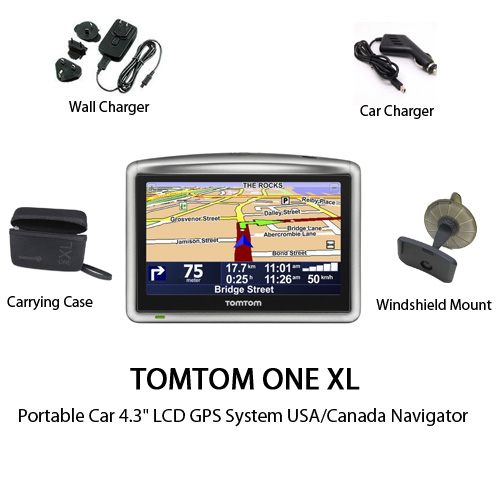 tomtom one xl