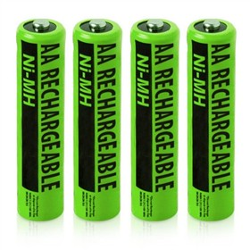 siemens nimh aa batteries 4 pack