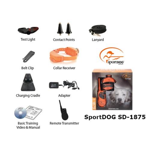 sportdog sd 1875