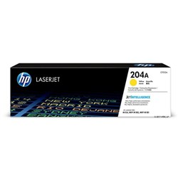 "Product # CF512A  <br/> <br/> <ul> <li>Print Technology: Laser</li> <li><span class=""blackbold"">Print Color: Yellow</span></li> <li>Yield Type: Standard</li> <li><span class=""redbold"">Typical Print Yield: Up to 900 Pages</span></li> </ul>"