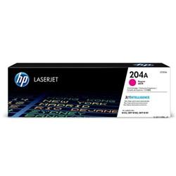 "Product # CF513A  <br/> <br/> <ul> <li>Print Technology: Laser</li> <li><span class=""blackbold"">Print Color: Magenta</span></li> <li>Yield Type: Standard</li> <li><span class=""redbold"">Typical Print Yield: Up to 900 Pages</span></li> </ul>"