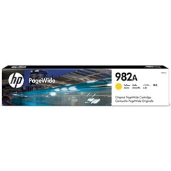 "Product # T0B25A <br/> <br/> <ul> <li>Print Technology: Ink-jet</li> <li><span class=""blackbold"">Print Color: Yellow</span></li> <li>Capacity: 68.5 ml</li> <li><span class=""redbold"">Duty Cycle: Up to 8000 Pages</span></li> </ul>"