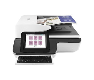 hp scanjet enterprise flow n9120 fn2 scanner