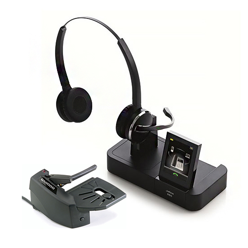 jabra pro9460 duo with lifter