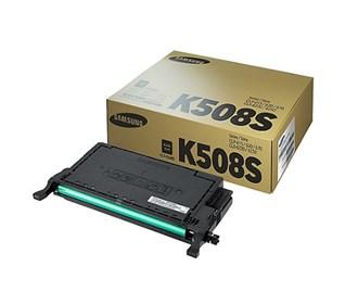 samsung clt k508s black toner cartridge