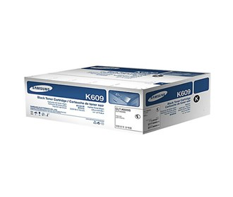 samsung clt k609s high yield black toner cartridge