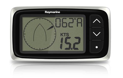 raymarine i40 wind display system