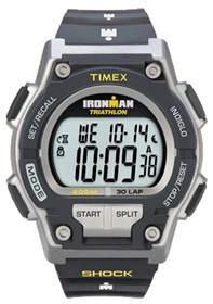 timex ironman shock 30 lap