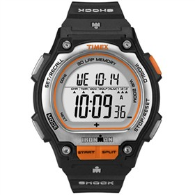 timex ironman shock steel 30 lap