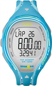 timex ironman sleek 250 lap midsize