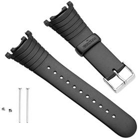 suunto vector elastomer strap kit black