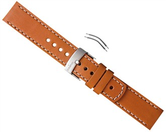 suunto elementum leather strap