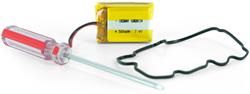 "<ul> <li><span class=""blackbold"">Transmitter Battery Kit</span> <li>Battery Type: Lithium-Ion, 7.4v</li> <li>Rapid Charge Capability of 2 Hours</li> </ul>"