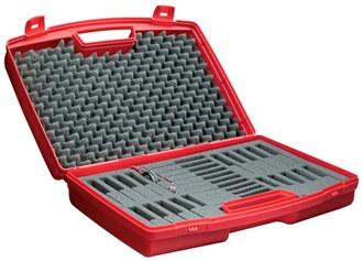 suunto red plastic case 30 compasses